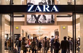 Zara Alışveriş Çeki